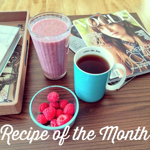 recipeofthemonth