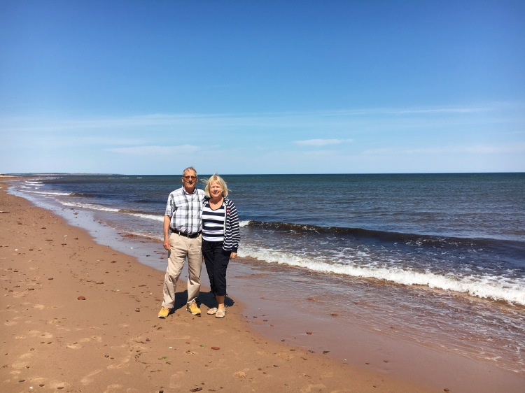 Cavendish Beach Parents Beach