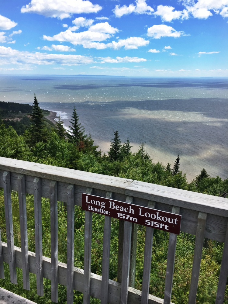 Long Beach Lookout 2 - Fundy Trail Parkway