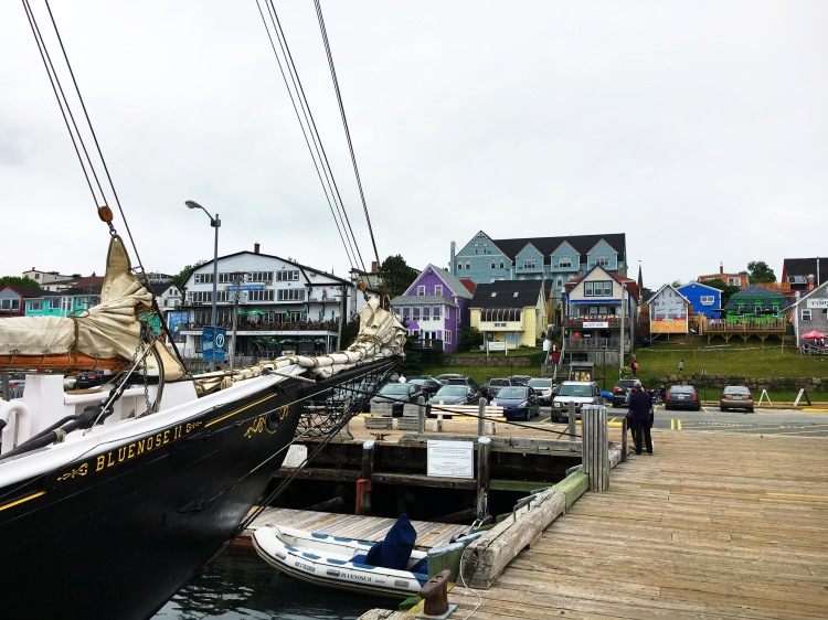 Lunenburg Waterfront 2 - East Coast Mermaid